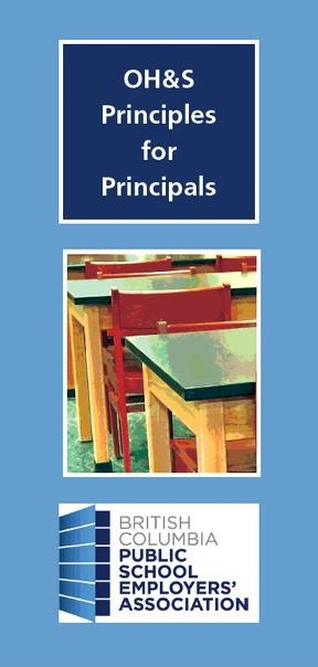 OH&S Principles for Principals